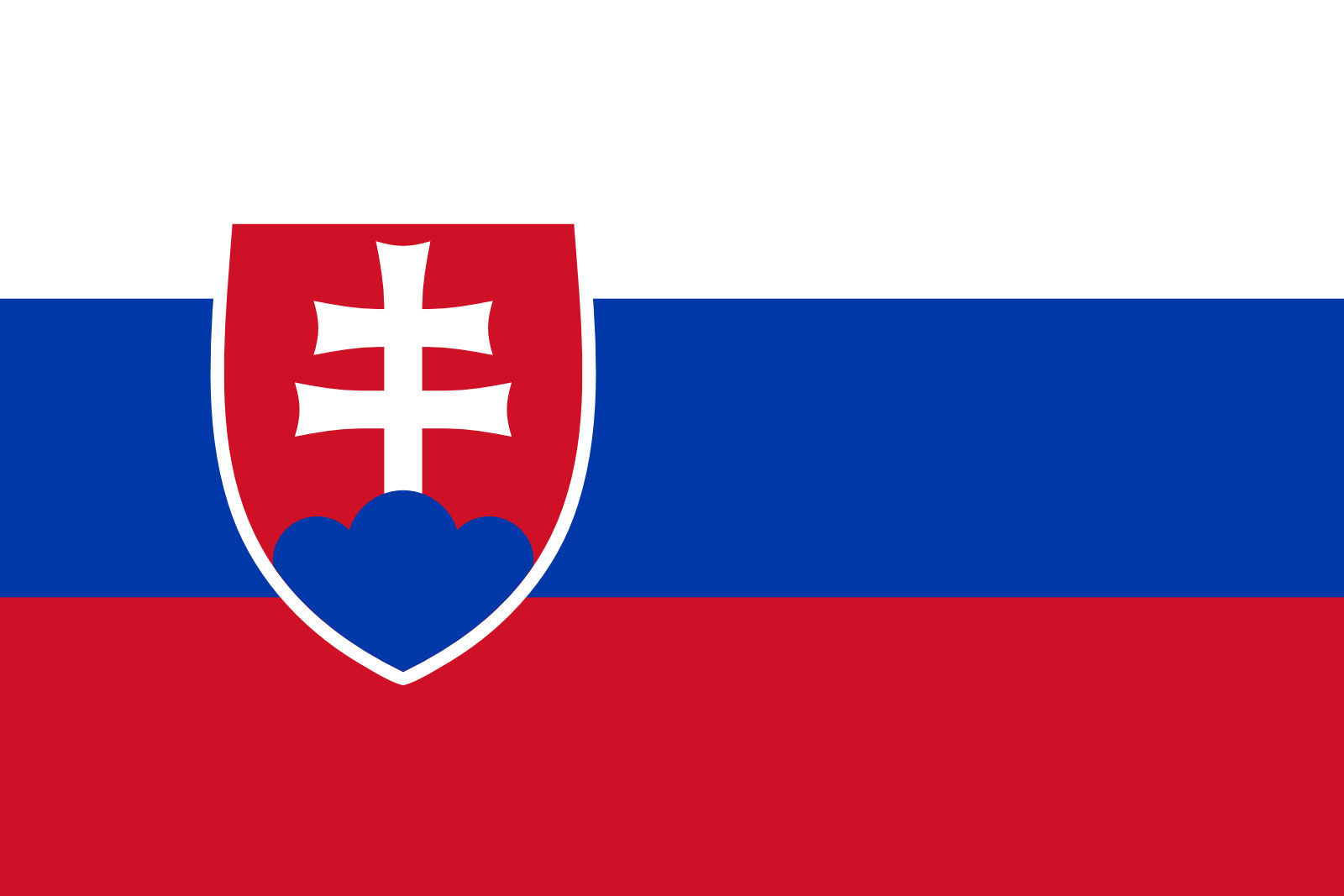 Slovenian or Slovakian? (Courtesy Flagpedia)