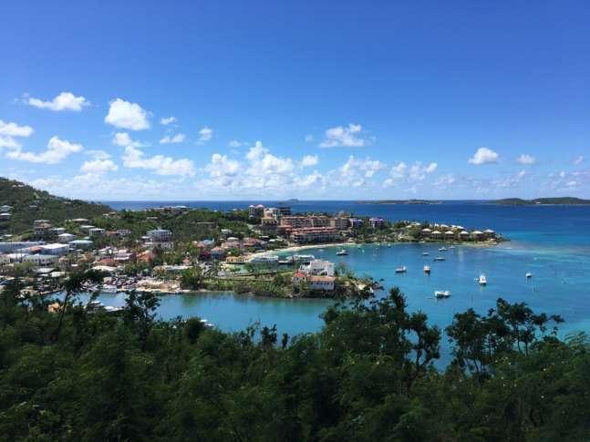 St John The Little Virgin Island That Could Wtop