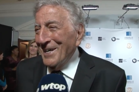 Tony Bennett receives the Library of Congress' Gershwin Prize (Videos)