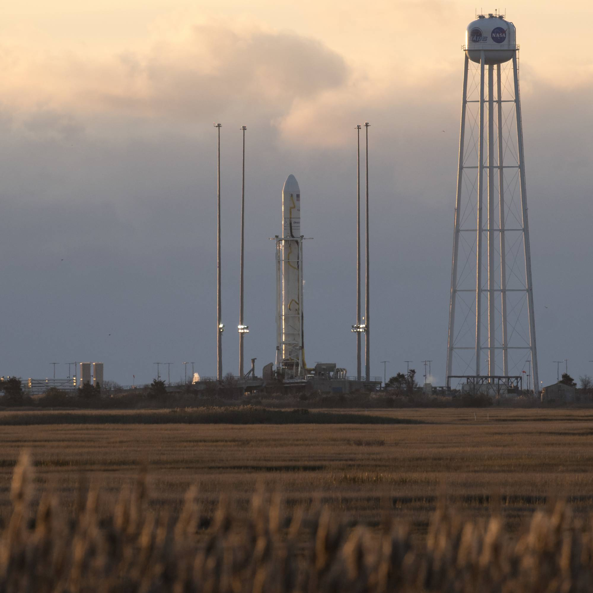 NASA mission scheduled to blast off from Virginia next month