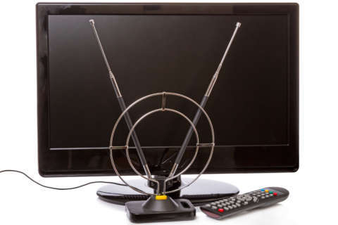Weak or no signal? Broadcast TV requires a rescan