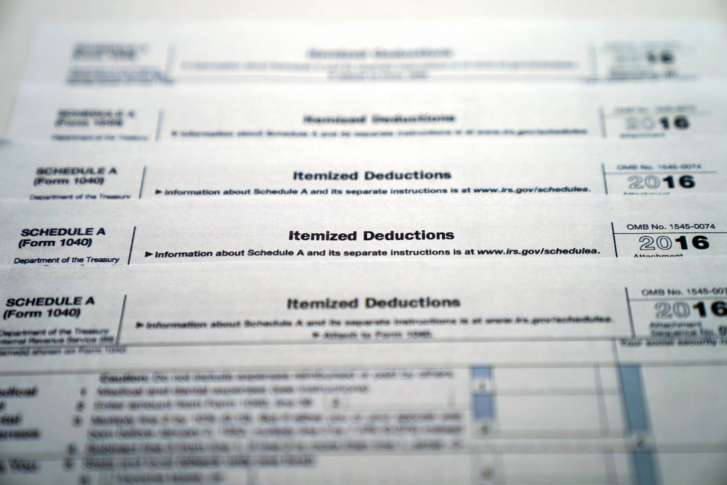 Repeal Of Medical Deduction Prompts Tax Bill Pushback Wtop