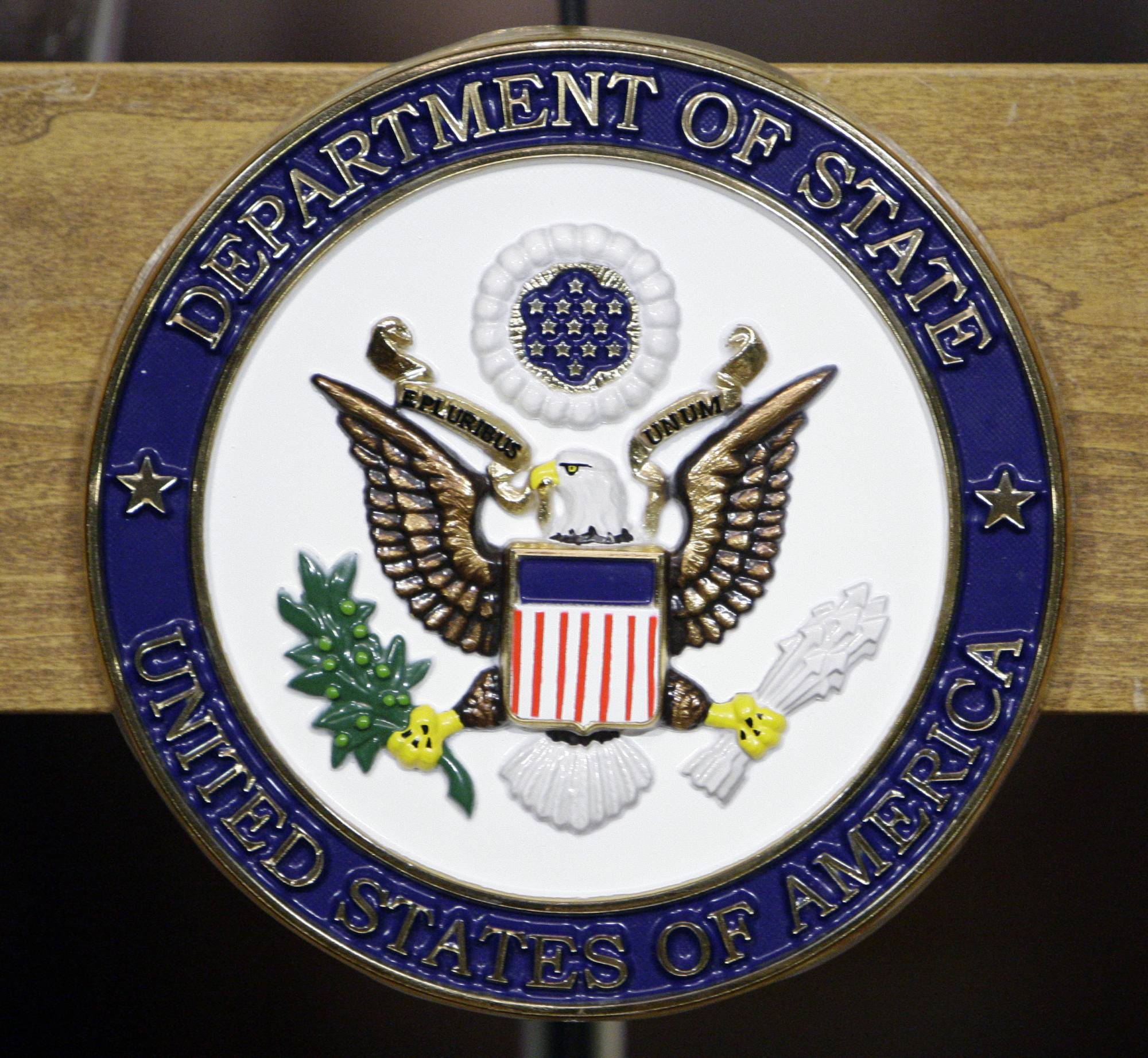 Us Department Of State Minor Travel