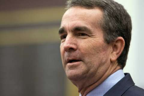 Va. Gov. Northam doesn't expect gun control push during special session
