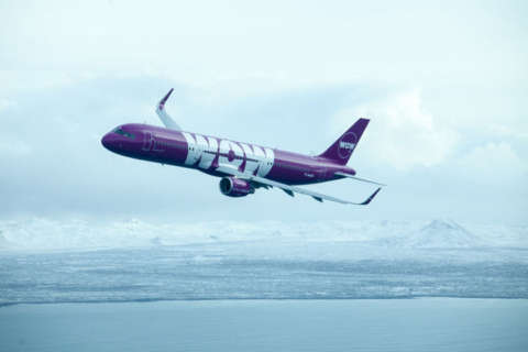 WOW Air to boost service at BWI by 45 percent next summer