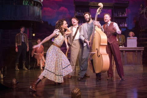 Q&A: Broadway star Ashley Spencer is 'Crazy for You' at Signature Theatre