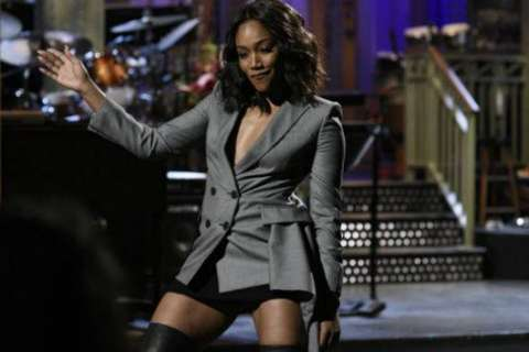 """After """"SNL"""", Tiffany Haddish in talks to headline two movies"""