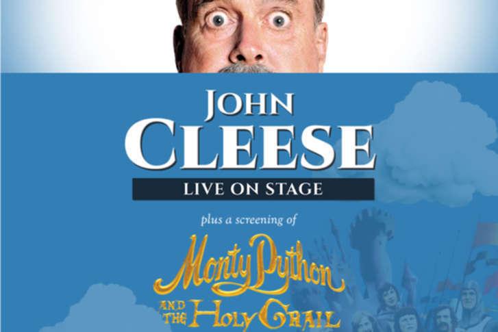 John Cleese live