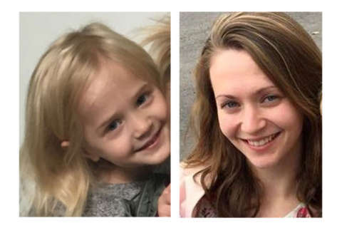 Police: Missing mom, 3-year-old daughter last seen in Falls Church area
