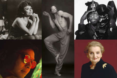 National Portrait Gallery salutes Spike Lee, Rita Moreno, others at DC gala