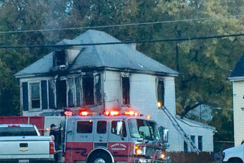 2 dead in Prince George's Co. house fire