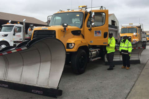 'Don't crowd the plow': Md. road crews share winter plans, advice for drivers