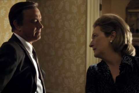 Video: Trailer drops for Spielberg's 'The Post' with Tom Hanks, Meryl Streep