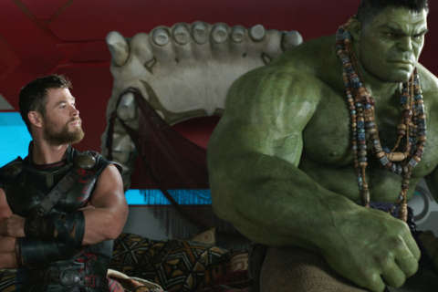 Movie Review: 'Thor: Ragnarok' takes God of Thunder in comic new direction