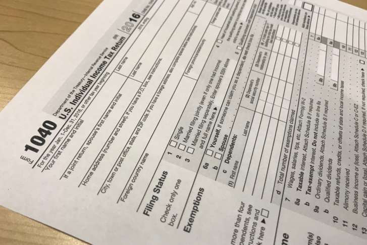 Now What Irs Says Prepaid Property Tax May Still Face 10k Cap Wtop