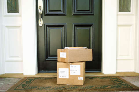 Police: 2 teens stole more than 30 packages from Md. front porches