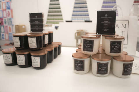 Maryland candle maker opens Manhattan pop-up