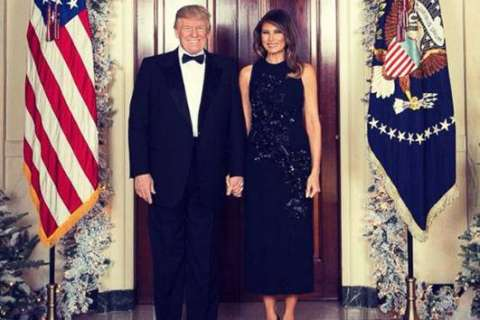 Trump goes big with White House Christmas, but who pays?