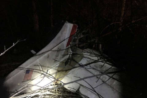 3 dead after plane headed to Maryland crashes in Indiana