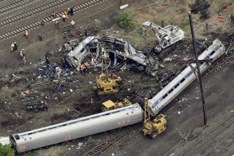 No trial for Amtrak engineer in deadly crash until 2019