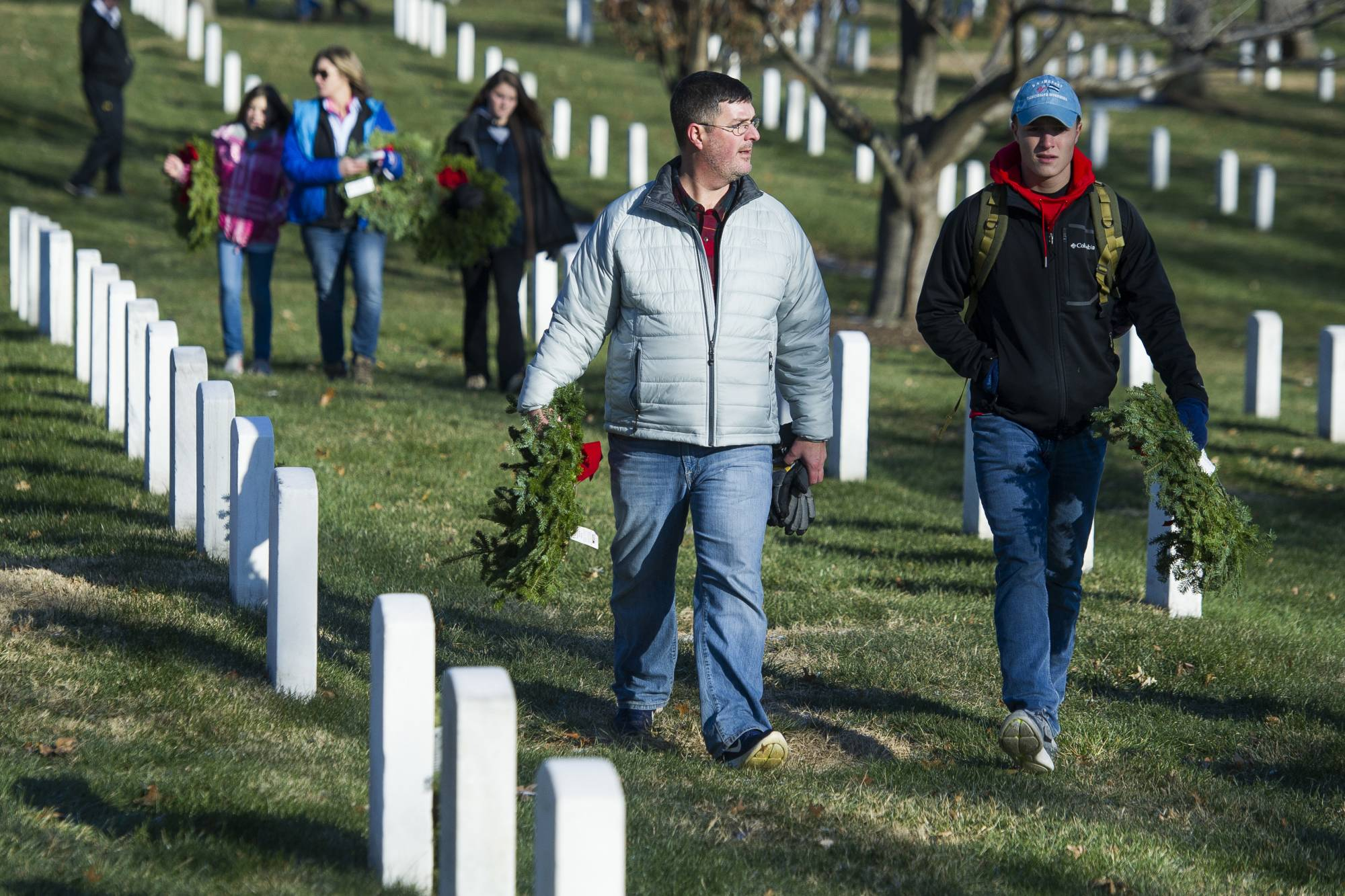 Wreaths Across America traffic changes, limited Metro work this weekend