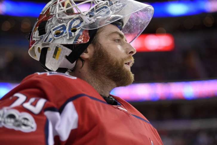 Holtby selected to the NHL All-Star Game  f6edbb4a7