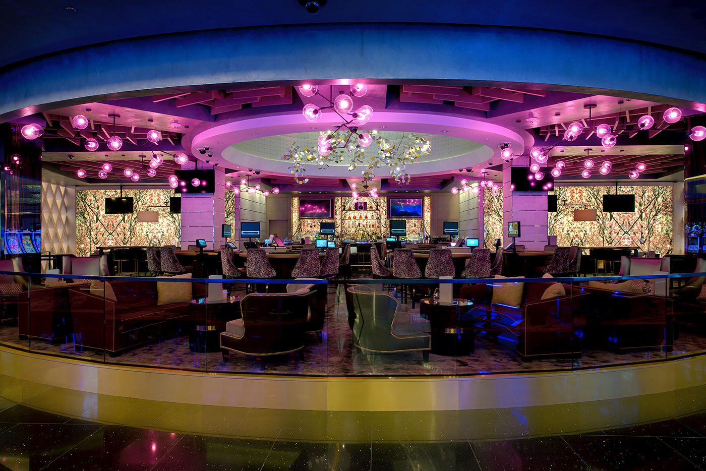 The Blossom cocktail lounge is one of the many places to grab at drink at MGM National Harbor. (Courtesy MGM National Harbor)