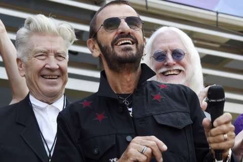 Ringo Starr, Bee Gee Barry Gibb tapped as British knights