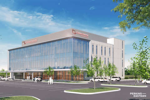Children's National breaks ground on Prince George's Co. pediatric center