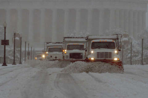 DC handled the season's 1st snowfall, but is it ready for a major storm?