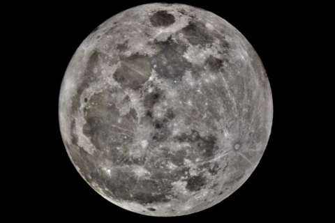 Celebrate New Year's Day by checking out the supermoon
