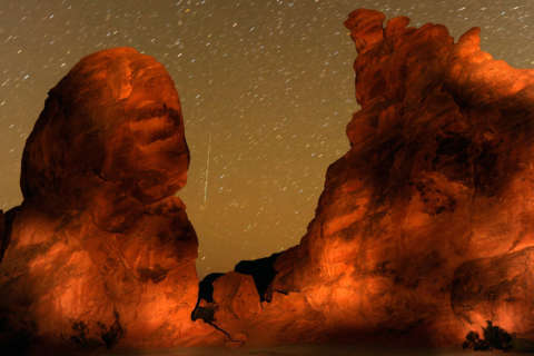 Geminids this Wednesday 'could be a really dynamite show'