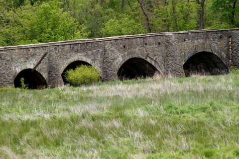Historic bridge joins collection of Northern Va. protected parks
