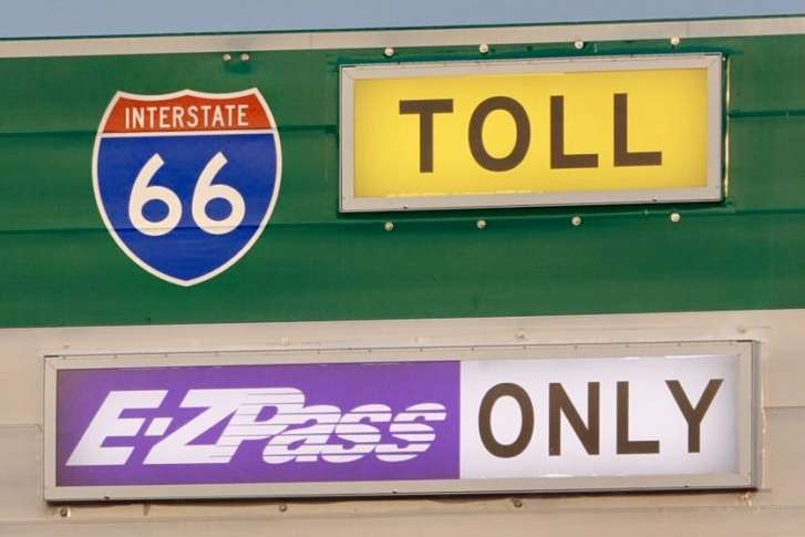 I-66 Express Lane tolls were up to $46.75 on Wednesday | WTOP