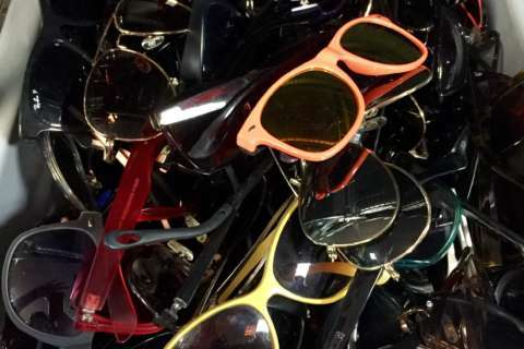 Where are my sunglasses? How to recover lost items at DC-area airports
