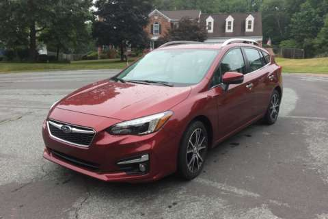 Redesigned Subaru Impreza 2.0i Limited improves its standing in a crowded market