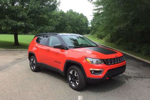 Car review: Remade Jeep Compass is transformation for better