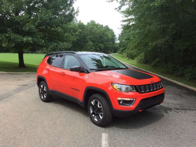 The Curb Appeal Of The Compass Trailhawk Is Much Higher Now. It Has A Nice  Style To It And Looks Like A More Expensive Crossover Than It Really Is.