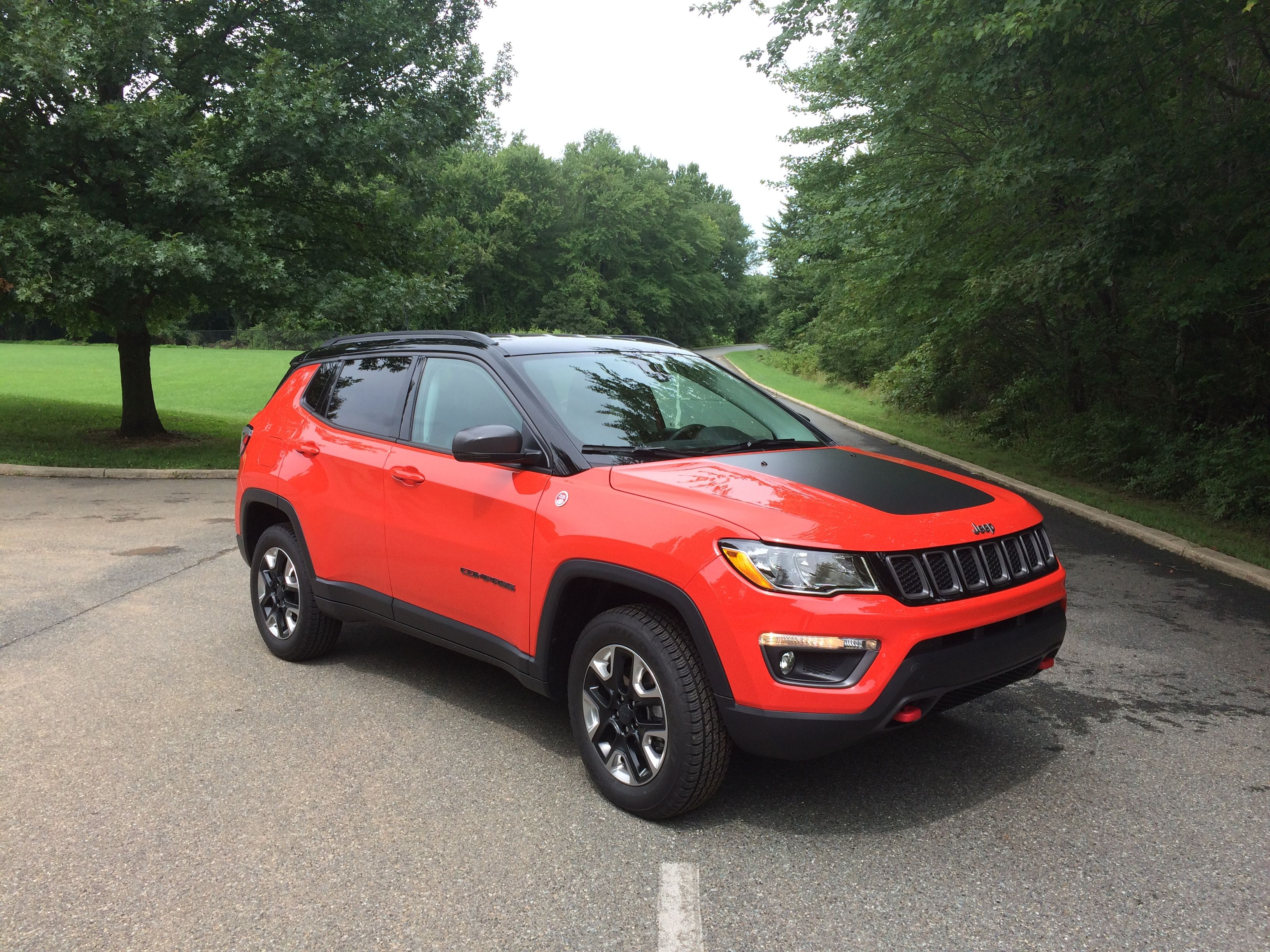 Car review: Remade Jeep Compass is transformation for ...