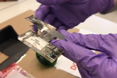 Video: DC forensic scientists deconstruct undetectable ATM skimmers