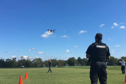 Missing hunter found thanks to a Loudoun County drone