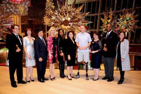 Inaugural Melwood Ability Awards honor individuals, organizations that make a difference