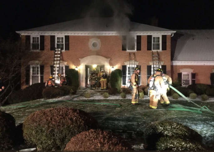 montgomery co firefighters battle multiple fires in one day wtop