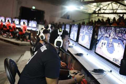 Why the Wizards, NBA are betting big on esports