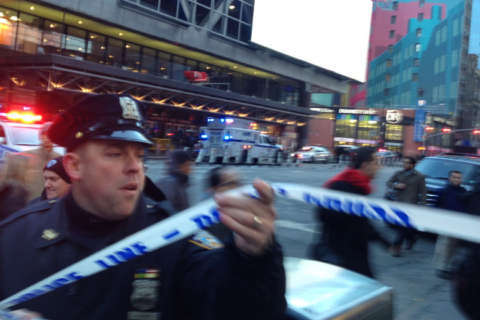NY explosion called 'attempted terrorist attack'
