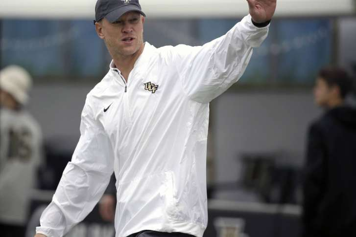 Scott Frost returning to Nebraska after leading UCF revival | WTOP