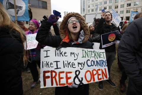With end of 'net neutrality' rules, what should we expect?