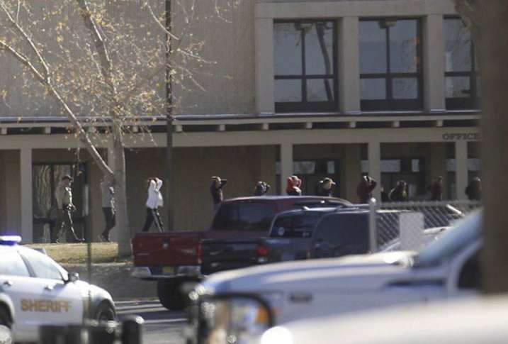Sheriff: Deputies called to shooting at high school in Aztec