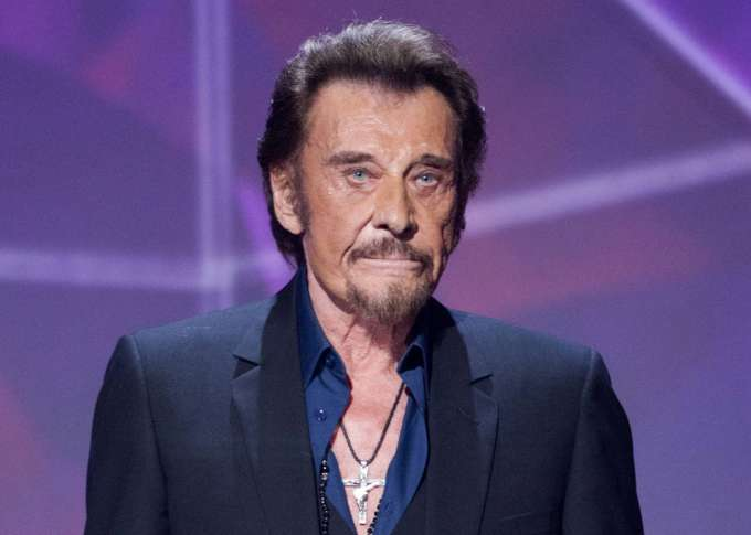 John Hallyday, pioneer of rock 'n' roll in France, dies at 74