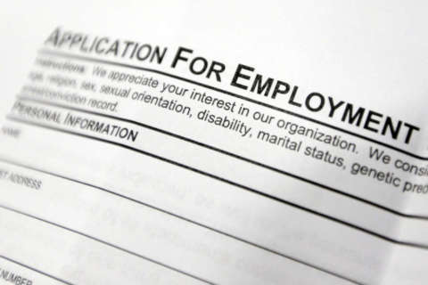 DC area unemployment holds steady in October
